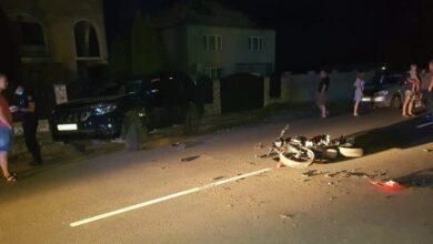 Photo of Друга смертельна ДТП на рахунку: на Закарпатті депутат збив на смерть мотоцикліста