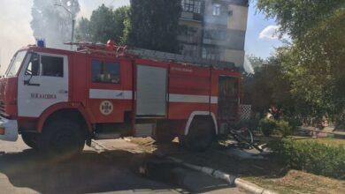 Photo of Пожежа в Новій Каховці: без даху над головою залишились сотні сімей