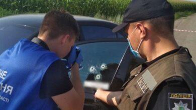 Photo of На Полтавщині розстріляли чоловіка в Mercedes