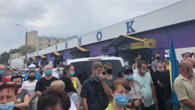 Photo of Книжковий ринок Петрівка в Києві можуть закрити – підприємці вийшли на протест