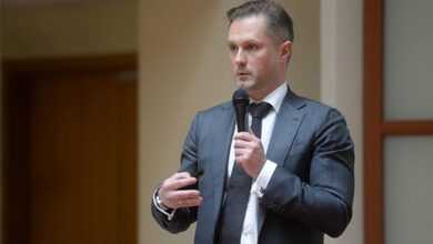 Photo of Рада звільнила голову АМКУ Терентьєва