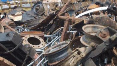 Photo of У Ніжині діяв незаконний пункт прийому металобрухту