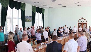 Photo of Віідбулось засідання чергової 76 сесії