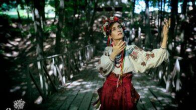 Photo of Катерина Павленко покрасувалася з ніжинським дукачем