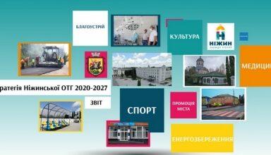 Photo of Стратегія розвитку Ніжинської міської ОТГ реалізована на 85%