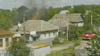 Photo of У Ніжині – знову пожежа. Відео