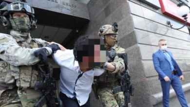 Photo of Захоплення банку в БЦ Леонардо: Карімову оголошено підозру