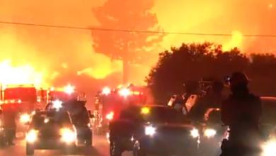 Photo of Масштабні пожежі в Каліфорнії: горить 771 тис. га, загинули шестеро людей