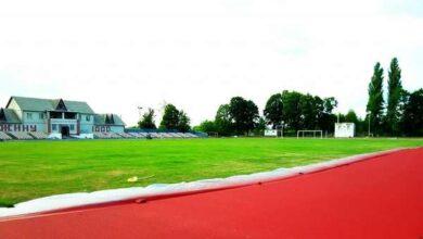 Photo of Міський стадіон «Спартак» стає стильним та сучасним!