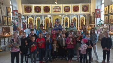 Photo of У Ніжині благословляли дітей на новий навчальний рік. Фото