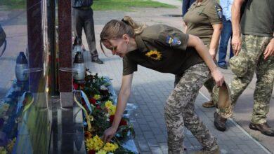 Photo of Ніжинці вшанували пам'ять загиблих захисників України