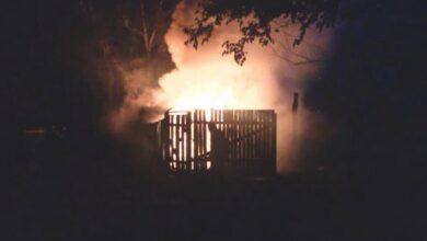 Photo of У Мильниках невідомий спричинив пожежу