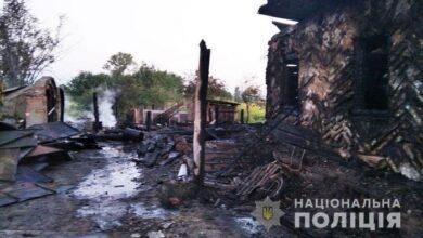 Photo of Подробиці смертельної пожежі на Ніжинщині: загинув батько і дворічна дівчинка