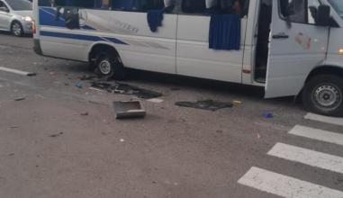 Photo of Розстріл автобуса на трасі Київ – Харків: відео нападу (18+)