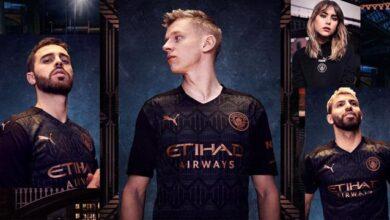 Photo of Зінченко та Агуеро презентували нову виїзну форму Манчестер Сіті