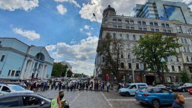 Photo of Захоплення банку в Києві – стрім з місця події