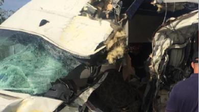 Photo of Фура протаранила мікроавтобус: на Житомирщині у ДТП загинули чотири людини