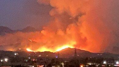 Photo of Пожежа у Каліфорнії: евакуювали 7,8 тис. мешканців міста