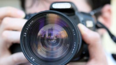 Photo of Як зробити чорно-біле фото кольоровим: фотограф показав оптичну ілюзію