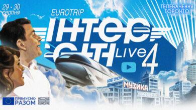 Photo of 24 години стріму і понад 50 артистів: де дивитися онлайн-фестиваль Intercity Live 4