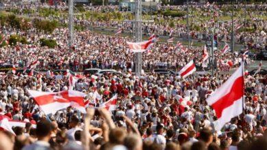 Photo of Протести в Білорусі: онлайн відео, фото і останні новини