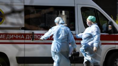 Photo of У Рівному медики залишили тіло пенсіонерки у під'їзді через підозру на Covid-19