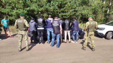 Photo of Біля кордону з РФ затримали шістьох нелегальних мігрантів