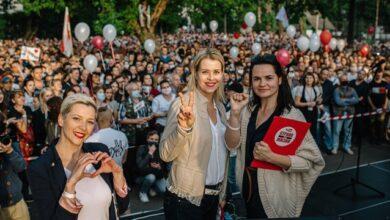 Photo of Київ, Литва, СІЗО: де зараз лідери опозиції Білорусі і чому вони виїхали з країни