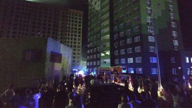 Photo of В Одесі через коротке замикання загорілася багатоповерхівка