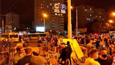 Photo of Світові організації стурбовані насиллям на протестах у Білорусі