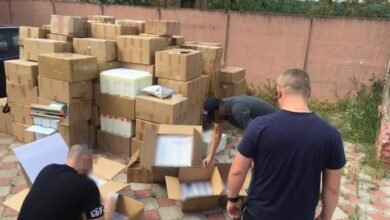 Photo of Дві тонни анаболіків і понад $70 тис.: СБУ затримала банду контрабандистів