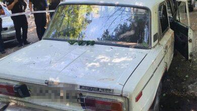 Photo of У Дніпрі чоловік помер від підриву гранати у власному авто