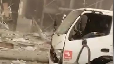 Photo of Сирени, побиті авто і стовпи пилу – наслідки вибуху у Бейруті