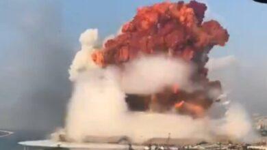 Photo of Через вибух у Бейруті загинули щонайменше 10 людей – ЗМІ