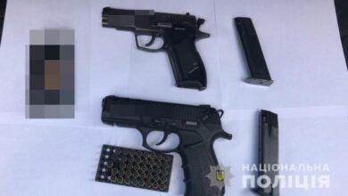 Photo of У Харківській області громадянин Ізраїлю незаконно торгував зброєю