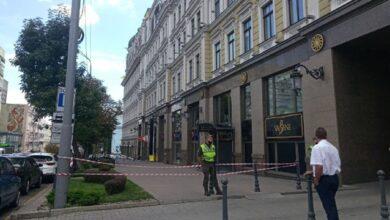 Photo of Повне відео затримання Карімова, який захопив банк у БЦ Леонардо в Києві
