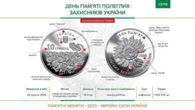 Photo of НБУ увів у обіг нову монету День пам'яті полеглих захисників України