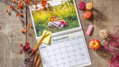 Photo of Календар церковних свят на вересень 2020