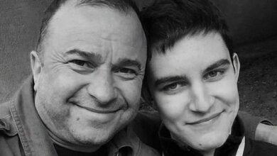 Photo of Тато, я тебе люблю. Віктор Павлік поділився зворушливим відео із сином