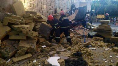 Photo of У Полтаві на будівництві обвалилось риштування – є постраждалі