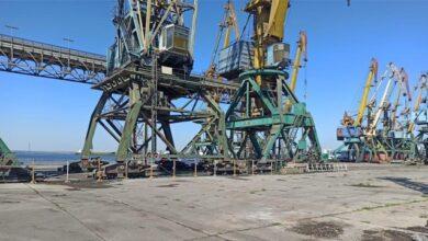 Photo of Більше, ніж у Бейруті: у порту Миколаєва зберігали тисячі тонн селітри