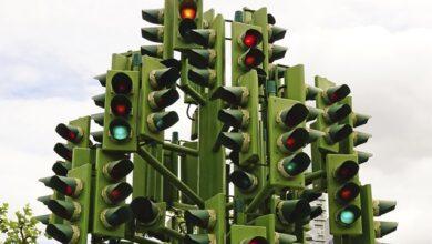 Photo of Топ-5 найнезвичайніших світлофорів світу