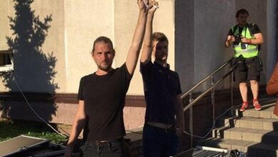 Photo of У Білорусі діджеїв заарештували за пісню Цоя на концерті в підтримку Лукашенка