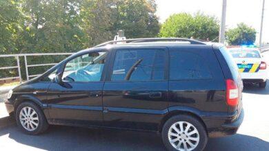 Photo of У Полтаві іноземець викрав авто з двома дітьми