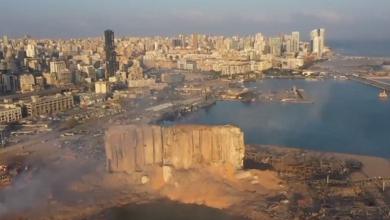Photo of Поблизу місця вибуху в порту Бейрута знайшли 4 тонни аміачної селітри