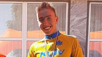 Photo of Юний ніжинець здобув перемогу на спартакіаді велосипедистів