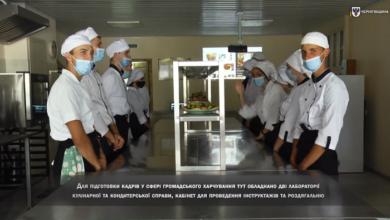 Photo of У Ніжині відкрили центр з підготовки кадрів для сфери громадського харчування