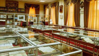 Photo of Ніжинському Музею рідкісної книги – 35!