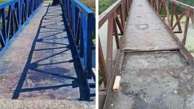 Photo of У районі Мигалівки відремонтували міст через Остер
