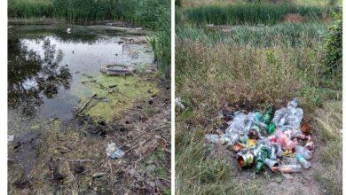Photo of Ніжинці просять міську владу врятувати водойму! Фото